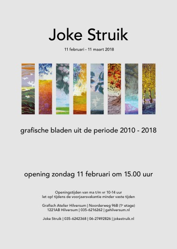joke struik flyer